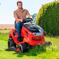 Кращі садові трактори і садові райдери 2021