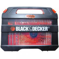 Наборы инструмента Black&Decker A7154
