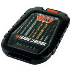 Наборы инструмента Black&Decker A7186