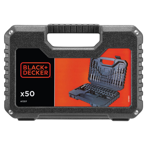 набор бит и свёрл Black&Decker A7217