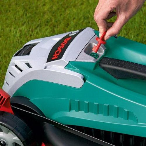 запчасти для аккумуляторной газонокосилки Bosch Rotak 32