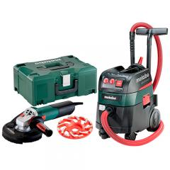Metabo WE 15-125 HD Набор GED 125 + ASR 35 M AC