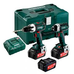 Metabo Combo Set 2.1.1 18 V (3x4,0Ah)