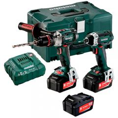 Metabo Combo Set 2.1.5 18 V (3x5,2Ah)