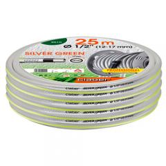 "Шланги Claber Silver Green 1/2"", 25 м"