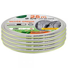 "Шланги Claber Silver Green 3/4"", 25м"