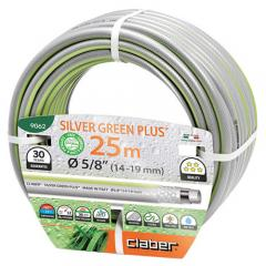 "Шланги Claber Silver Green Plus 5/8"", 25м"