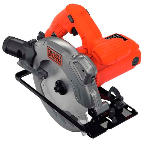 Фото - пила дисковая Black&Decker CS1250L