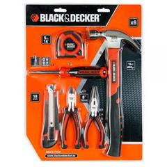 Наборы инструмента Black&Decker BDHT0-71631