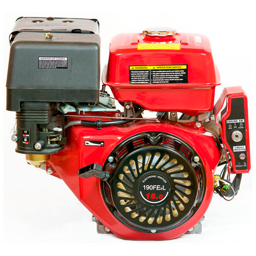 Основні характеристики і переваги двигуна Weima